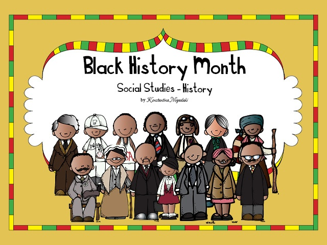 1000 Images About Teach Social Studies With Me On: Black History Projects For 1st Graders