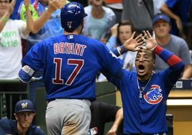 Ranking MLB's most dangerous lineup combos 25 and younger  -  September 26, 2017:  4. Kris Bryant and Javy Baez, Cubs.  MORE...