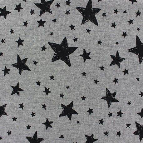 Très joli jerseytendance dessiné par Mi&Joe. Idéal pour la confection de robes, t-shirts, polos, pyjamas... Jolie tenue du tissu.