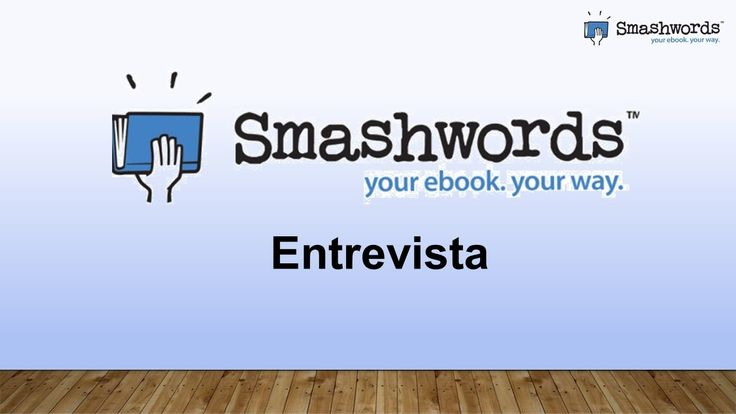 Smashwords 2017 - Entrevista (español)