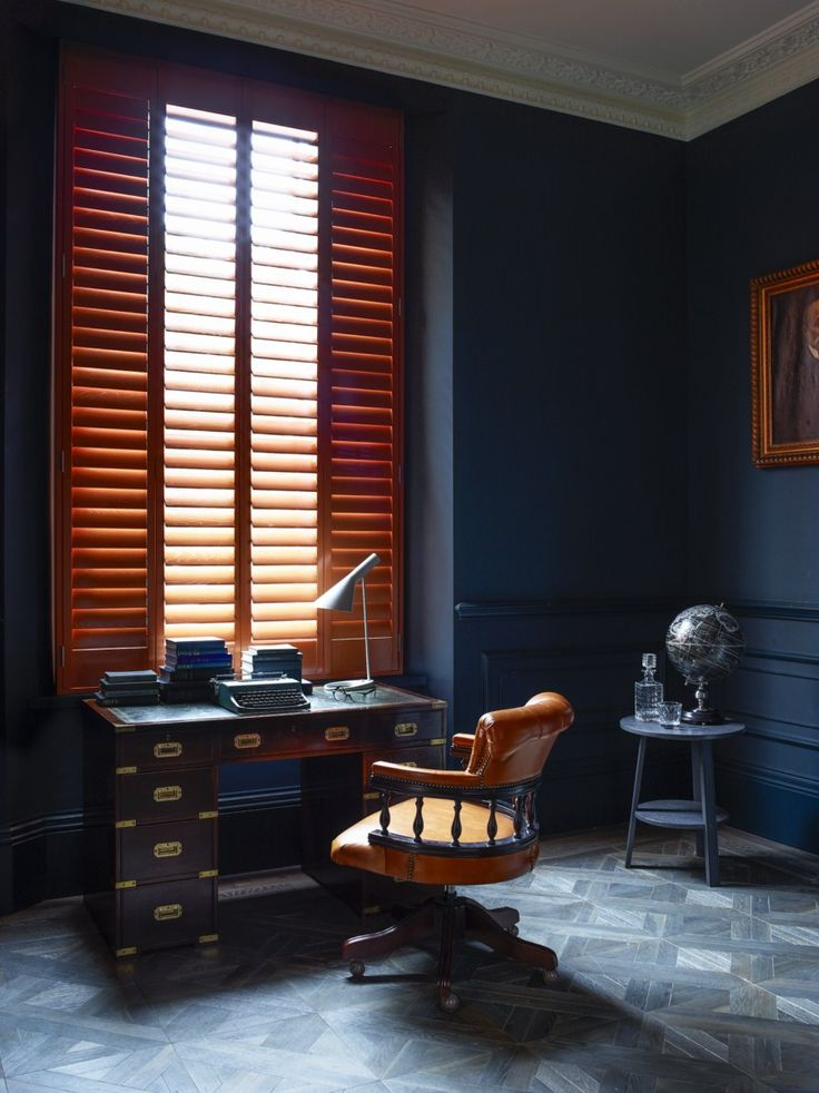 17 Best Images About Black Rooms Just Add Black Shutters