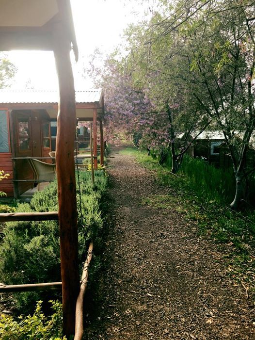 Kunguru  Lodge in Elgin, Overberg. SA adventure summit