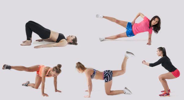 Każdy specjalista od fitnessu ma swoją niezawodną receptę na piękne pośladki. Oto 5 fit dziewczyn – trenerki, joginki i blogerki - i ich ukochane ćwiczenia na wyrzeźbienie tej wyjątkowej części ciała. Wybierajcie i ćwiczcie – a grawitacja nie pokona waszych pośladków!