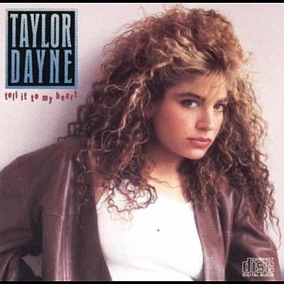 Found Tell It To My Heart by Taylor Dayne with Shazam, have a listen: http://www.shazam.com/discover/track/288867