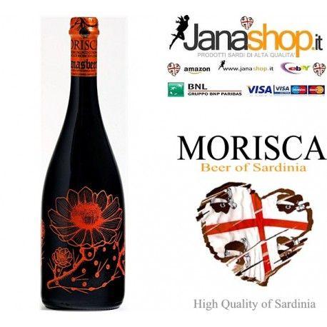 #BIRRA #MORISCA 75cl JANASBEER #Business #Ecommerce #SardinianProducts #ProdottiSardi #Sardegna #winery #LiquorShop #beerstagram #CraftBeer  Vendita al dettaglio e all'ingrosso di Prodotti Sardi, Eccellenze di Sardegna. Acquista ora e ricevi subito un Buono Sconto del 20%. Ci trovi anche su eBay e Amazon IT, Amazon UK, Amazon ES, Amazon FR, Amazon DE.  Spedizioni internazionali rapide e sicure.