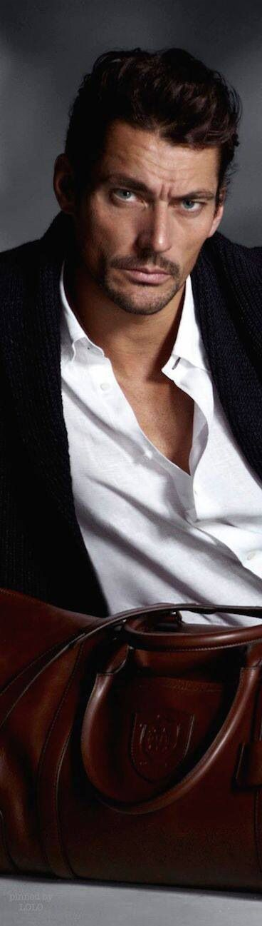 #David Gandy... Oohhhhh..  ❤️
