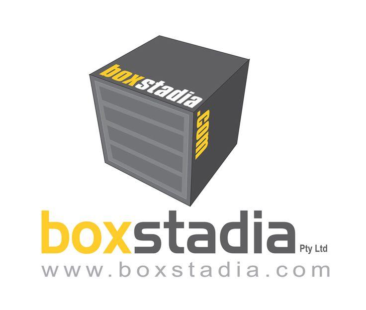 logo design for boxstadia.com