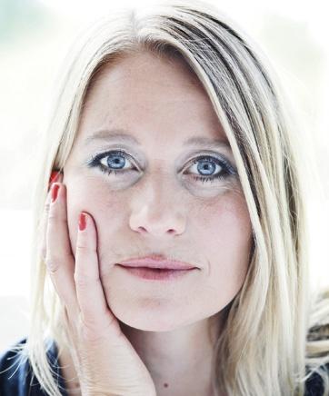 Trine Dyrholm atriz, cantora e escritora dinamarquesa.