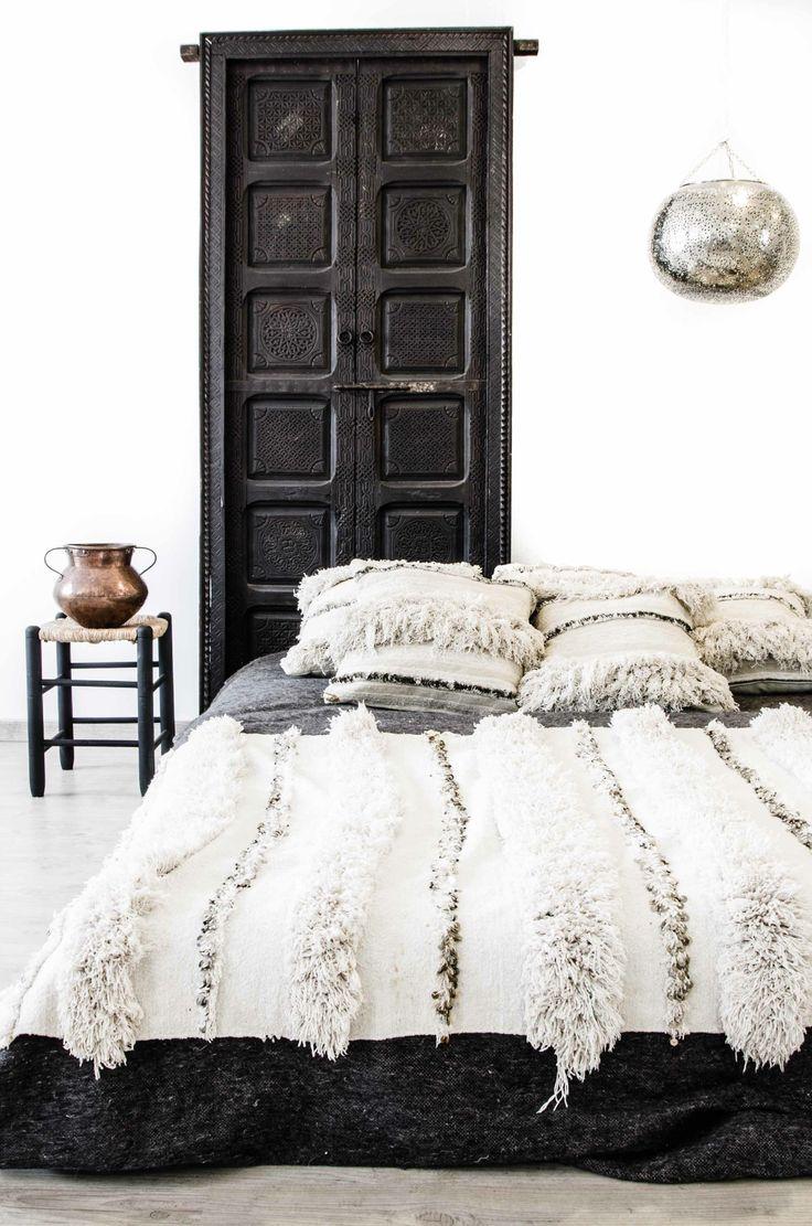 Meer dan 1000 ideeën over moderne vintage slaapkamers op pinterest ...