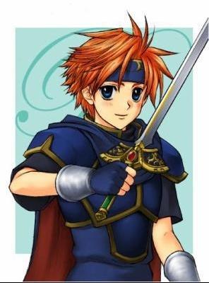 Roy dans Fire Emblem