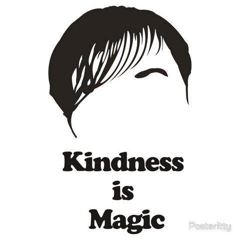 Derek: Kindness Is Magic. One of the best shows. Hilarious and heartfelt!