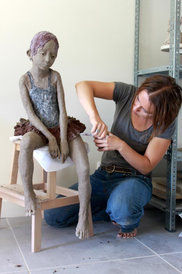 Jurga Sculpteur#sculpture  #Jurga #Jurga_Martin