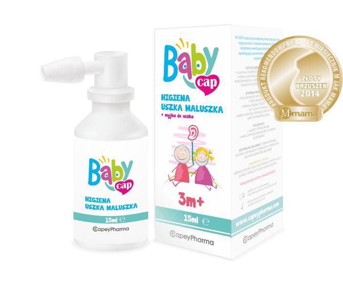 15 ml, od 3 miesiąca życia W 100% naturalny, bezpieczny, skuteczny spray do rozpuszczania i usuwania woskowiny usznej dodatkowo nawilżający kanał słuchowy, zapobiegający ponownemu gromadzeniu się woskowiny oraz myjka do oczyszczania małżowiny usznej i kanału słuchowego zewnętrznego z zanieczyszczeń i nadmiaru woskowiny. Oczyszczanie z woskowiny • ułatwia usuwanie korków woskowinowych • pomaga zapobiegać powstawaniu korków […]