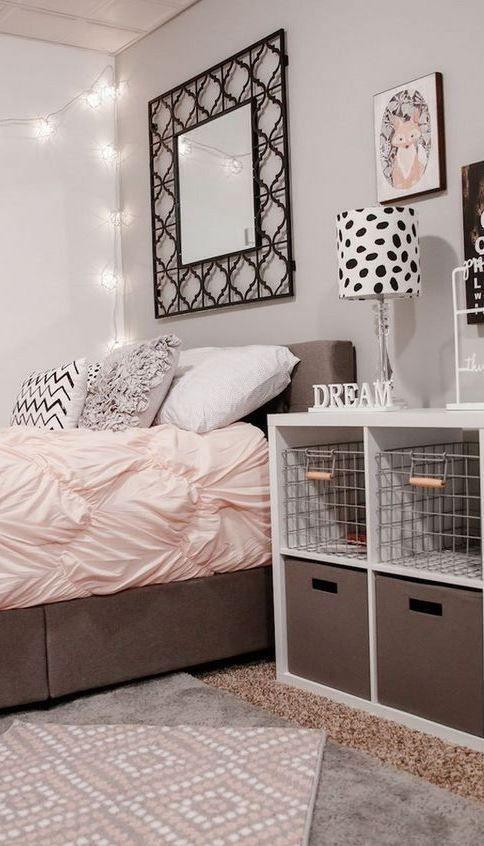 40+ Beautiful Teenage Girls\u0027 Bedroom Designs Henna mehndi in 2018