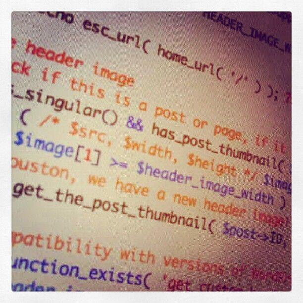 Codin', codin', codin', Rawhide! #pointt83 | November 2012 | Photo by dewarehagenaar