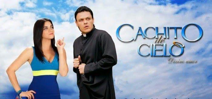Cachito de cielo es una telenovela mexicana producida por Giselle González y Roberto Gómez Fernández para Televisa en el 2012.     Protagon...