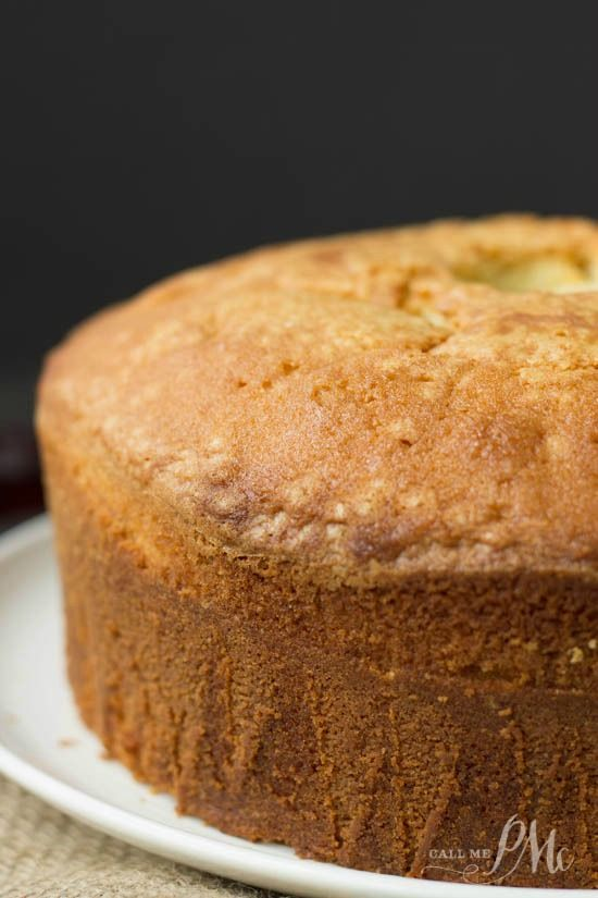 Old Fashioned Blue Ribbon Pound Cake recipe is a family favorite that's been pasted down for generations. Absolutely delicious!