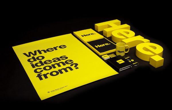 Yellow & Simple