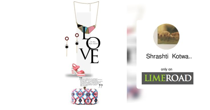 Check out what I found on the LimeRoad Shopping App! You'll love the look. look. See it here https://www.limeroad.com/scrap/59393d3ea7dae842e5c0829a/vip?utm_source=f82ae1e9ee&utm_medium=android