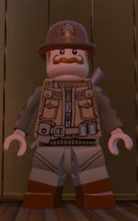 Timothy DUGAN (DUM DUM DUGAN) | Earth 13122 | Lego Marvel SUPER HEROES