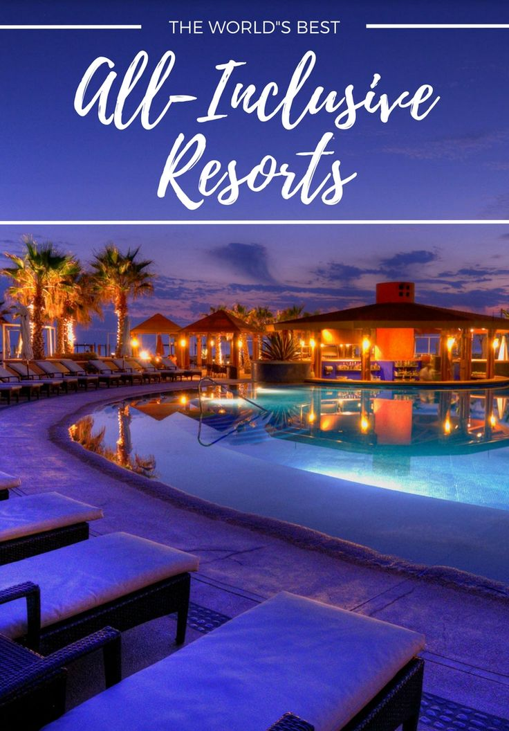36 Best All-Inclusive Vacations Images On Pinterest
