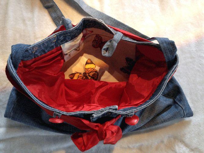 Jeanstasche — Crowdfunding bei wemakeit