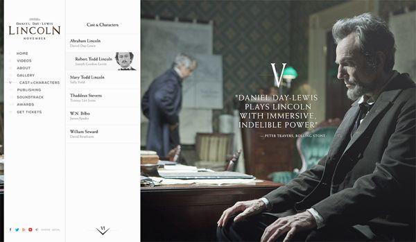 Lincoln by Watson , via Behance