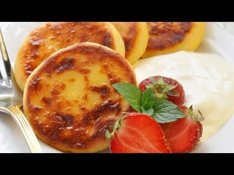 Cottage cheese pencakes