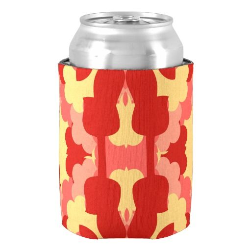 A beautiful #can #cooler that will keep your #beverage cool on a hot #summer night. Perfect for #music fans. #guitar #music