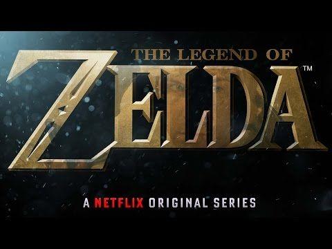 LEAKED Legend of Zelda NETFLIX TRAILER - YouTube