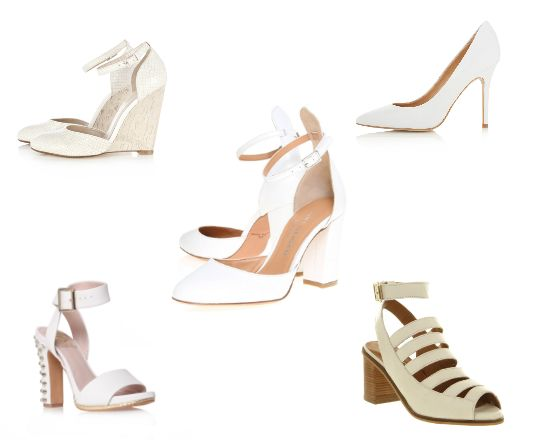Top 5: White Shoes