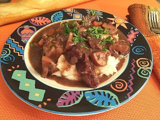 Club Foody Recipes and Videos: Boeuf Bourguignon (Beef Bourguignon)