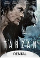 LINKcat Catalog › Details for: The legend of Tarzan (DVD)