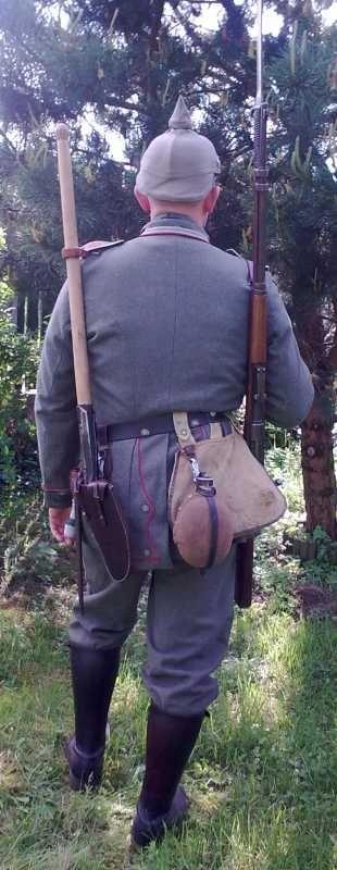 I wojna światowa, mundur armii pruskiej - strona 2 | opinie forum dobroni.pl