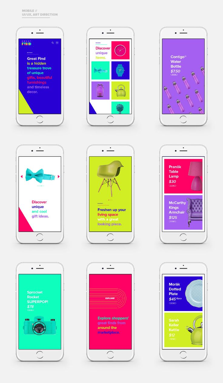 » GREAT FIND on Behance