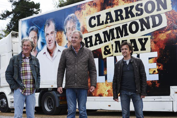 May, Clarkson i Hammond już 24 października na VERVA Street Racing! #vervastreetracing