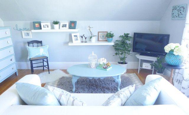Living room... Albérletben is stílusosan - lakásátalakítás önállóan... jó színek...
