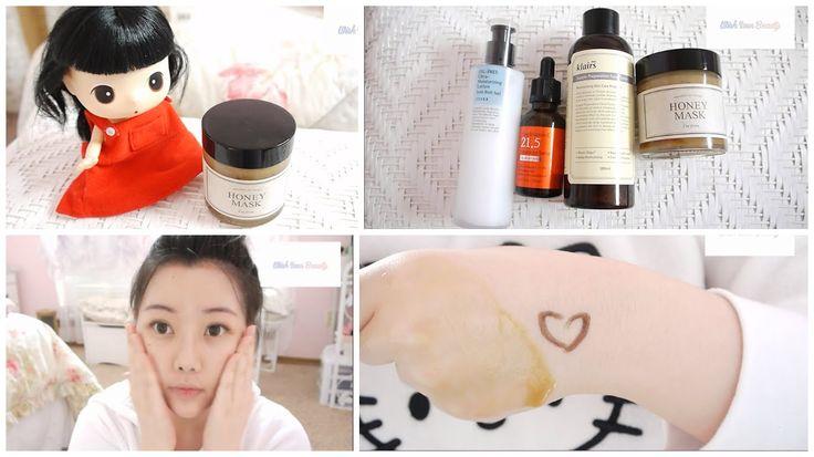 WishYourBeauty| Best SkinCare by bupbe| DƯỠNG DA KIỂU HÀN QUỐC