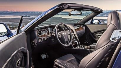 Bentley GTC Speed: Part II