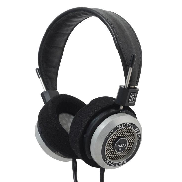 Grado SR225e Prestige Series Open Backed Headphone: Amazon.co.uk: Electronics