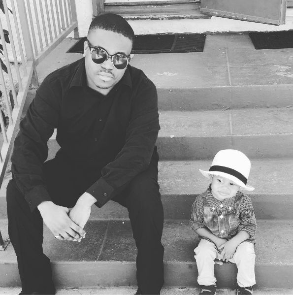 'Fresh Prince Of Bel-Air' Star Ross Bagley Is All Grown Up With A Son Of His Own