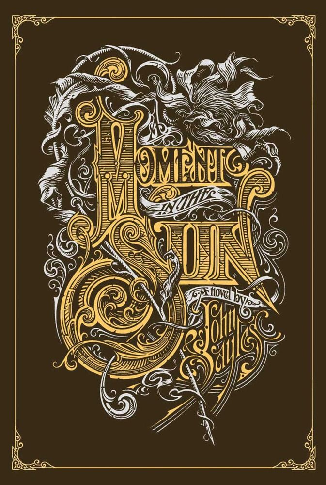 A Moment in the Sun (2011) by John Sayles | design by Aaron Horkey