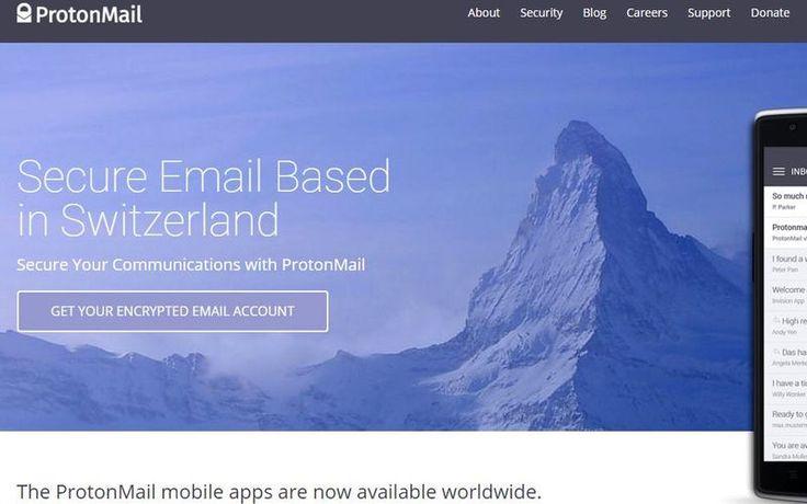 ProtonMail ya está disponible para todos, posiblemente el servicio de email más seguro del mundo. Ya puedes crear tu cuenta gratis.