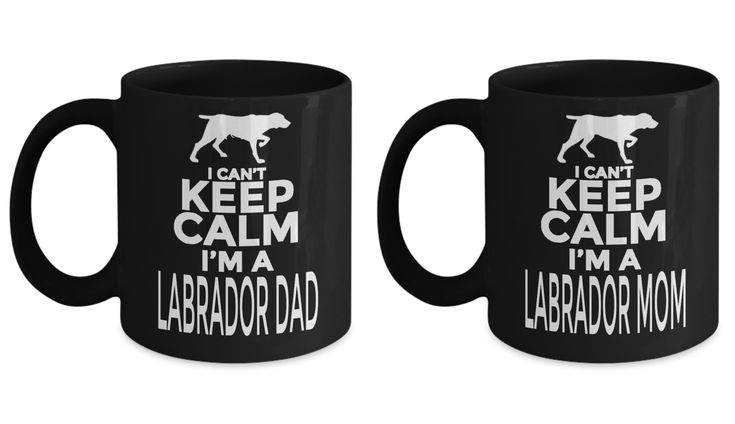 Coffee Mug Printing - 11 Oz Gifts For French Labrador - Labrador Owners Gifts - Muggies Best Dad Ever - Labrador Dad Eve Owners