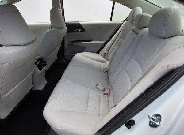 2014 Honda Jade Seat Interior