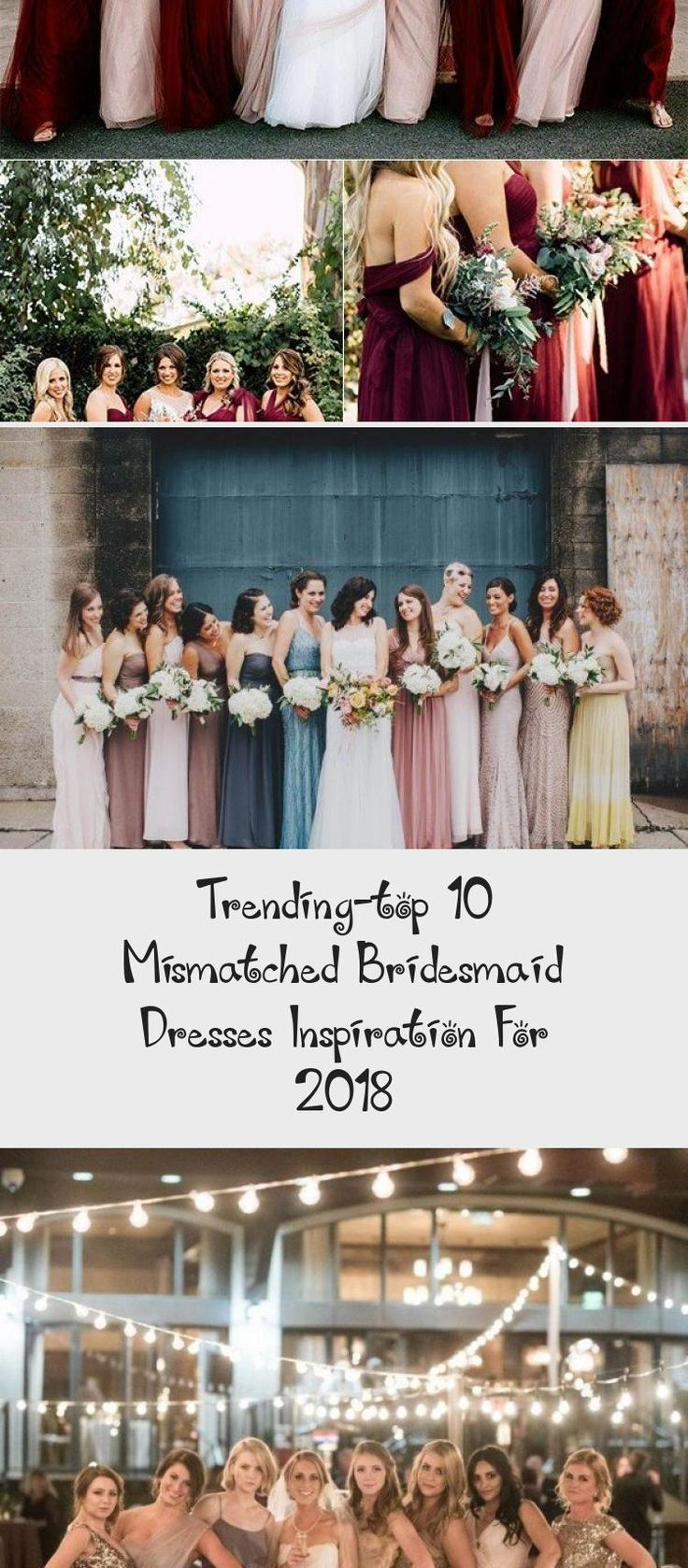 I like doing different color dresses and playing with the greys, blues, and purples. I think the different color greys is really pretty. #VelvetBridesmaidDresses #CheapBridesmaidDresses #LavenderBridesmaidDresses #OrangeBridesmaidDresses #BridesmaidDressesVintage