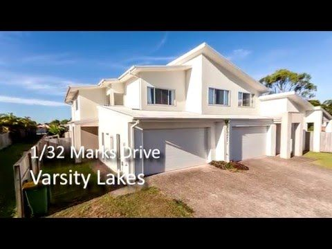Don't miss this opportunity last open before tender closes inspect this Easter Saturday 11:30am to 12:00pm1/32 Marks Drive Varsity Lakes