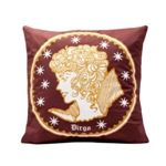 Cushion / Pillow Cover,The Bombay Store,Cushion Cover - Virgo  (Set of 1pc)
