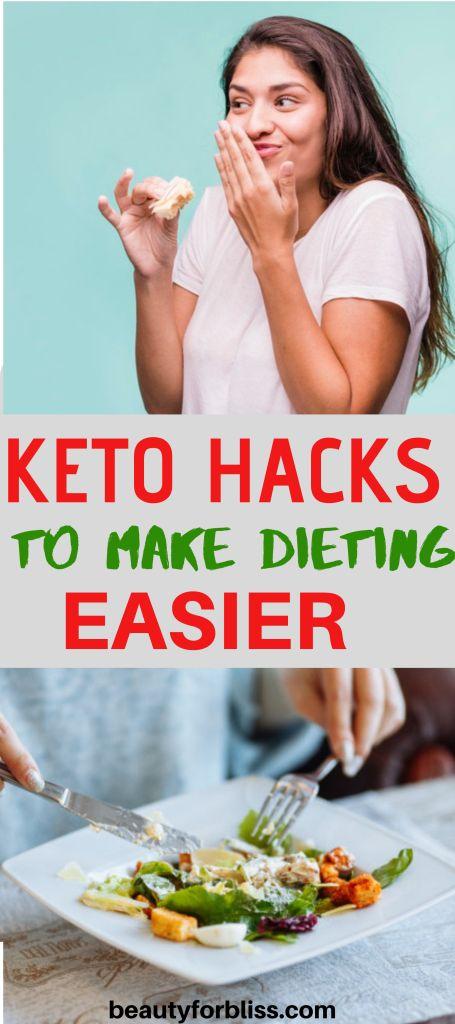 12 Keto Diet Hacks to Make Ketogenic Dieting Easier