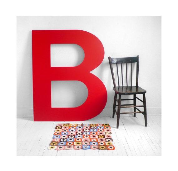 47 best b for buchanan images on pinterest letter b for Big wooden letter b